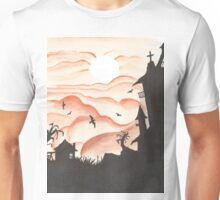 Blood Red Sky Unisex T-Shirt
