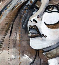 Geisha in Steam: The Hopefull Concubine Sticker