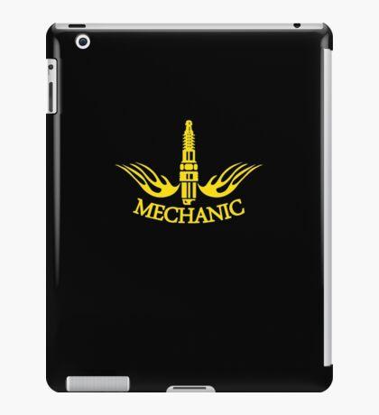 Mechanic VRS2 iPad Case/Skin