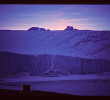 Midnight at Mawson by Peter Hammer