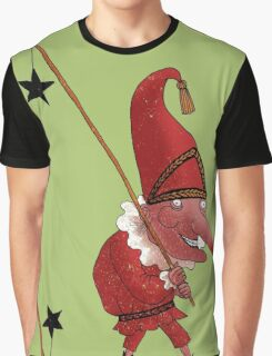 Mr. Punch and the Dark Star Graphic T-Shirt