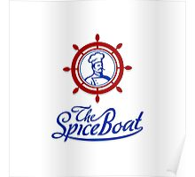 the Spice Boat Poster