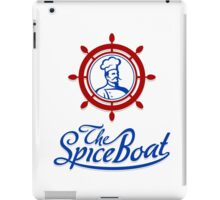 the Spice Boat iPad Case/Skin