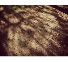 Hijet (Shadows) Photographic Print