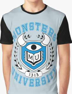 Monsters University Graphic T-Shirt