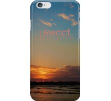 sweet dreams little one... for Mommy's dearest iPhone Case/Skin