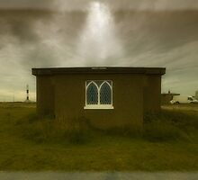 Dungeness Chapel by Nigel Bangert