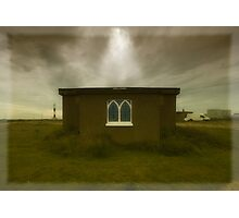 Dungeness Chapel Photographic Print