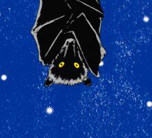 Bat in the Window Sticker