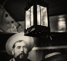 Under the old lamp by jasminewang