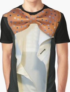 Suit & Bow Tie Graphic T-Shirt