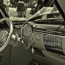 Chevy Interior Duotone HDR by MKWhite