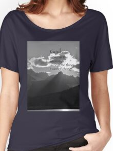 Serenity Prayer Women's Relaxed Fit T-Shirt