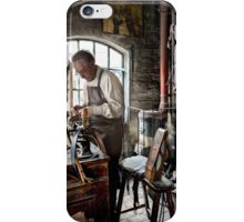 Leather smith iPhone Case/Skin