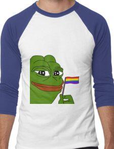 Pepe  Men's Baseball ¾ T-Shirt
