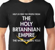 The Order of the Black Knights Propaganda Poster Unisex T-Shirt