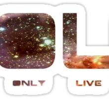 YOLO  Sticker