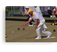 M.B.A. Bowler no. a094 Canvas Print