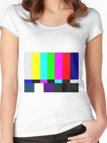 Screen Test Women's Fitted Scoop T-Shirt