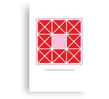 Design 97 Canvas Print