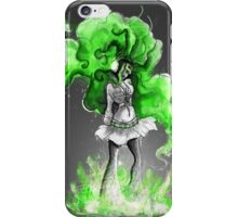Rainbow Punk: Malachite Bassdrop iPhone Case/Skin
