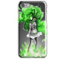 Rainbow Punk: Malachite Bassdrop iPhone Case/Skin