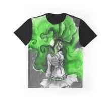 Rainbow Punk: Malachite Bassdrop Graphic T-Shirt