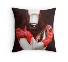 Set me on Fire Throw Pillow