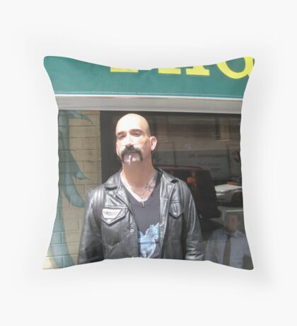 fag! Throw Pillow
