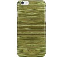 Abstraction Serenity in Pinewood iPhone Case/Skin