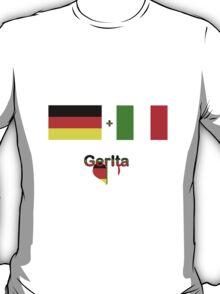 GerIta pairing T-Shirt
