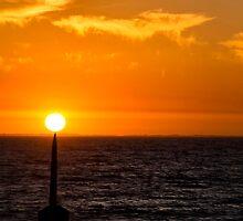 Balanced Sunset? by Sandra Chung
