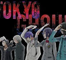 Tokyo Ghoul by Dani Howe