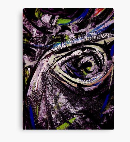 eye... different species Canvas Print