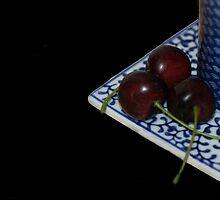 Dark cherries by Fizzgig7