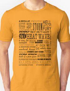 Richard Castle Unisex T-Shirt