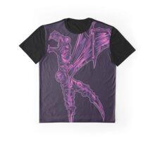 K is for Komodo Ballerina  Graphic T-Shirt