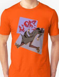 Sherlock: u ok? Unisex T-Shirt