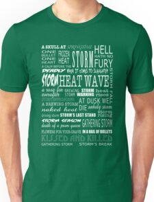 Richard Castle v2 Unisex T-Shirt