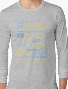 Richard Castle v3 Long Sleeve T-Shirt