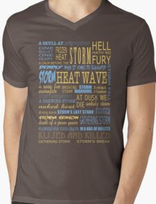 Richard Castle v3 Mens V-Neck T-Shirt