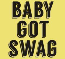 Baby Got Swag One Piece - Short Sleeve