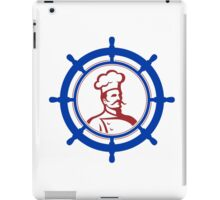 Spice Captain iPad Case/Skin