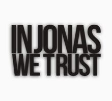 In Jonas We Trust by Giorgy M.