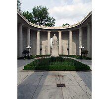 William McKinley National Memorial Photographic Print
