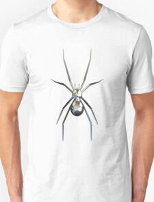 Chrome Black Widow Design1 T-Shirt