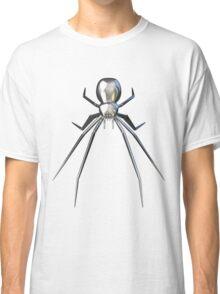 Chrome black widow design2 Classic T-Shirt