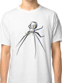 Chrome black widow design3 Classic T-Shirt