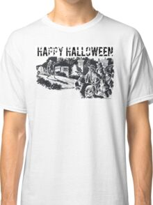 Halloween Zombies Classic T-Shirt