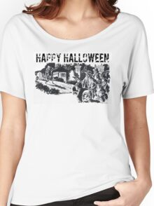 Halloween Zombies Women's Relaxed Fit T-Shirt